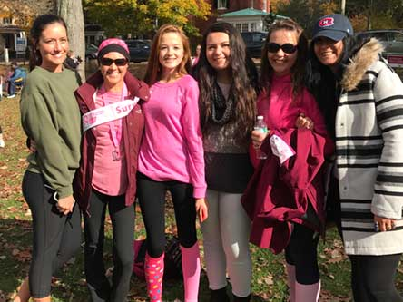 Breast Cancer Walk Brunswick